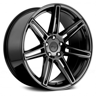 NICHE® - LUCERNE Sport Series Black Chrome