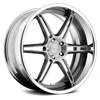 NICHE® - LUGANO VI 3PC Forged Series Custom Painted