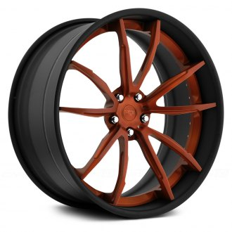 NICHE® - MONZA 3PC Forged Series Custom Painted