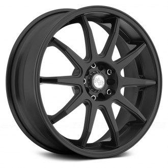 NICHE® - NR10 Racing Series Matte Black