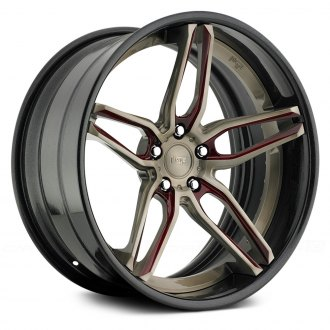 NICHE® - SPYDER 3PC Forged Series Custom Painted