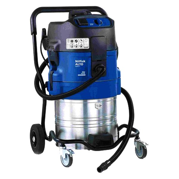 Nilfisk® - ATTIX 19 with HEPA Filter 19 Gallon Wet/Dry Vacuum