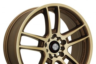 "NINJA® - NJ02 Copper (17"" x 7"", +40 Offset, 5x114.3 Bolt Pattern, 73.1mm Hub)"