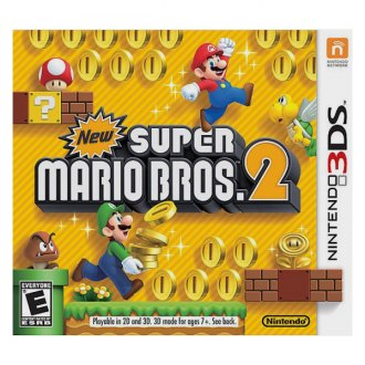 Nintendo® - 3DS New Super Mario Bros. II