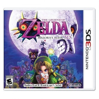 Nintendo® - 3DS The Legend of Zelda: Majora's Mask 3D
