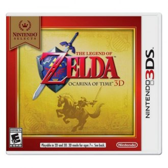 Nintendo® - 3DS The Legend of Zelda: Ocarina of Time 3D