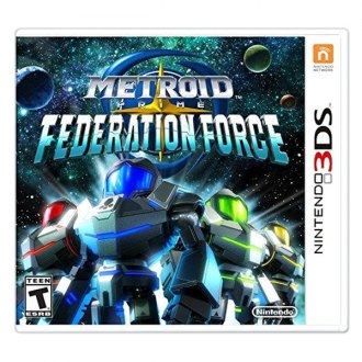 Nintendo® - 3DS Metroid Prime: Federation Force