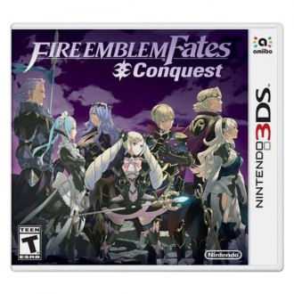 Nintendo® - 3DS Fire Emblem Fates: Conquest