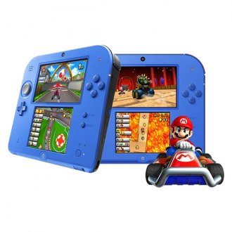 Nintendo® - 2DS Handheld Gaming System