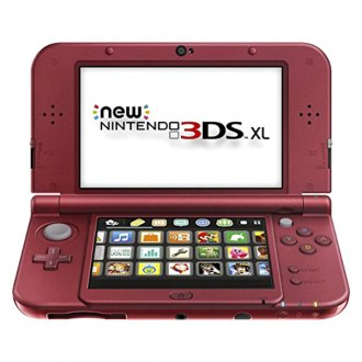 Nintendo® - 3DS XL Handheld Gaming System