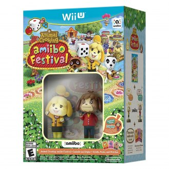Nintendo® - Animal Crossing: amiibo Festival