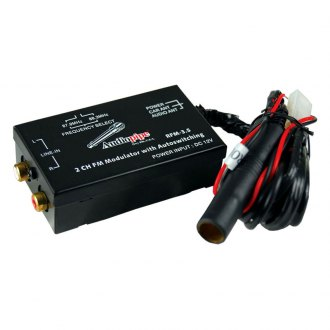 Nippon America® - 2-Channel FM Modulator with 3.5 mm Input