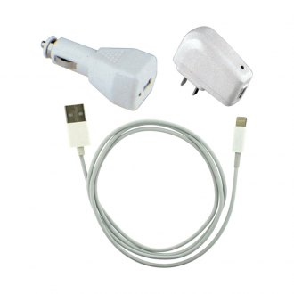 Nippon America® - iPhone 5 USB Charger/Adapter Kit