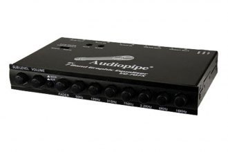 Nippon America® - 7-Band Graphic Equalizer with Subwoofer Output
