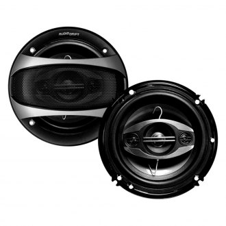 "Nippon America® - 6-1/2"" 4-Way Audio Drift™ DSA Series 350W Coaxial Speakers"