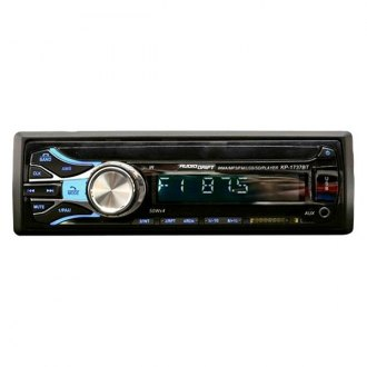 Nippon America® - Single DIN AM/FM/MP3/WMA Digital Media Receiver with Built-In Bluetooth