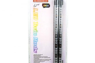 Nippon America® - Pipedream™ LED Multi-Color Twin Rods