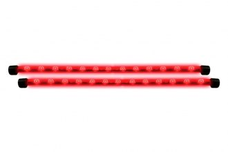 "Nippon America® - Multi Color 20"" Led Twin Rods Built In Memory Chip"