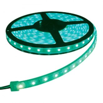 Audiopipe® - Green 16' Roll Flexible Led Strip