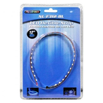 Nippon America® - Pipedream High Intensity Flexible LED Strip Cut Ever 3 LED's