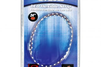 "Nippon America® - Red 24"" High Intensity Flexible Led Strip"