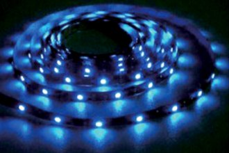 "Nippon America® - Blue 24"" Flexible Weather Proof Led Strips"