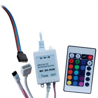 Nippon America® - Pipedream™ LED Control Remote Box