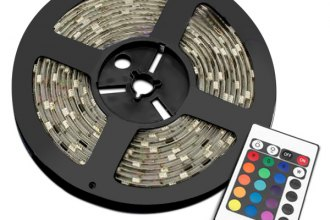 Nippon America® - 7-Colors 16' Led Flexible Strip with Splicers