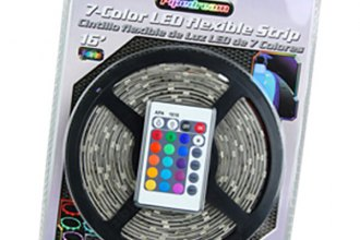 Nippon America® - 7-Colors 16' Led Flexible Strip