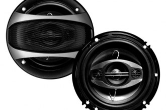 "Nippon America® - 6-1/2"" 4-WayAudio Drift™ DSA Series 350W Speakers"