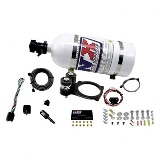 Nitrous Express® - Direct Fit Nitrous Plate System