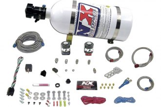 Nitrous Express® - EFI Single Nozzle Nitrous Systems