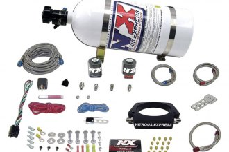 Nitrous Express® - LS Plate Nitrous Systems