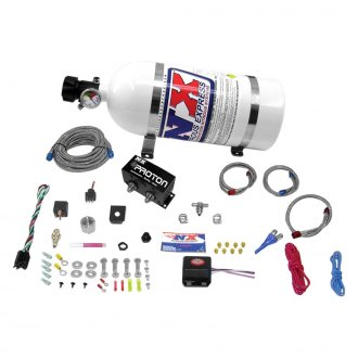Nitrous Express® - EFI Single Nozzle Wet Nitrous System