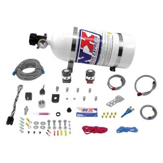 Nitrous Express® - EFI Single Nozzle Wet Nitrous Systems
