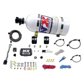 Nitrous Express® - EFI Turbo and Supercharged Nitrous System
