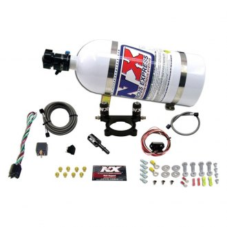 Nitrous Express® - Dart Plate Nitrous Systems