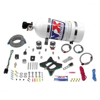 Nitrous Express® - Nitrous Plate Systems
