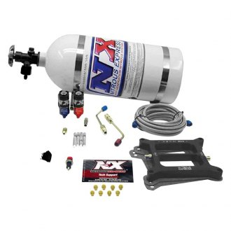 Nitrous Express® - Hitman Wet Nitrous Systems
