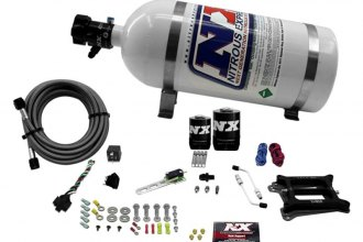 Nitrous Express® - 4150 Conventional Restricted Class Nitrous System