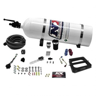 Nitrous Express® - Dominator Conventional Restricted Class Nitrous System