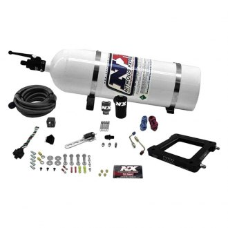 Nitrous Express® - 4500 Conventional Restricted Class Nitrous System