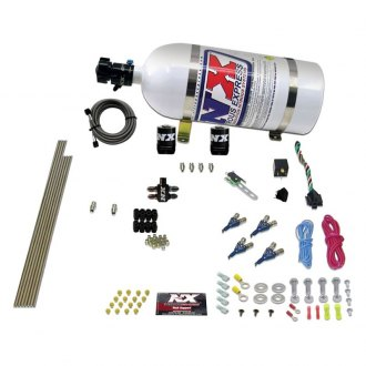 Nitrous Express® - 4-Cylinder EFI Direct Port Nitrous System