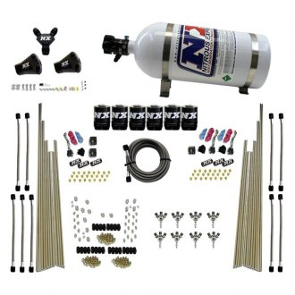 Nitrous Express® - 8-Cylinder EFI Direct Port Nitrous System