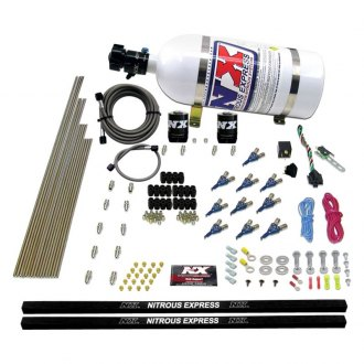 Nitrous Express® - 10-Cylinder EFI Direct Port Nitrous System