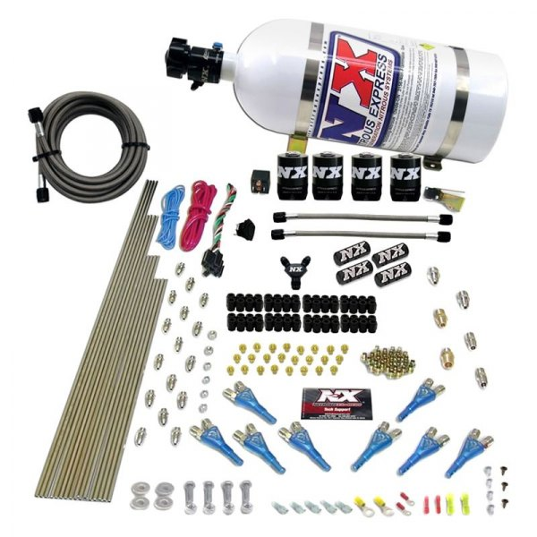 Nitrous Express® - Shark Direct Port Nitrous System