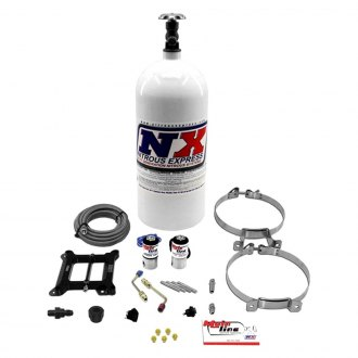 Nitrous Express® - Mainline Carbureted Nitrous System