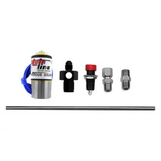 Nitrous Express® - Mainline Nitrous Oxide Purge System with 4 AN Adapter