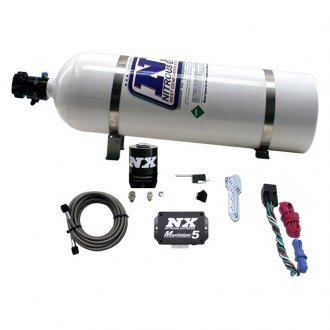 Nitrous Express® - EFI Turbo and Supercharged Nitrous System with Progressive Controller