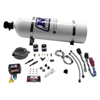 Nitrous Express® - SX2D Dual Stage Diesel System with Mini Controller
